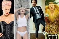 Chart-Topping Songs Of 2013: We Review Each #1 Single…In One Word