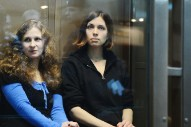 Jailed Pussy Riot Members To Be Released