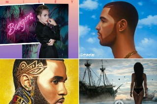 2013 In Review: The 10 Worst Album Covers Of The Year
