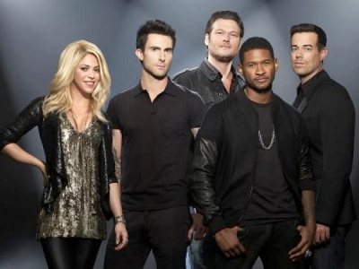 Shakira And Usher Returning As Coaches For Season 6 Of 'The Voice' In February