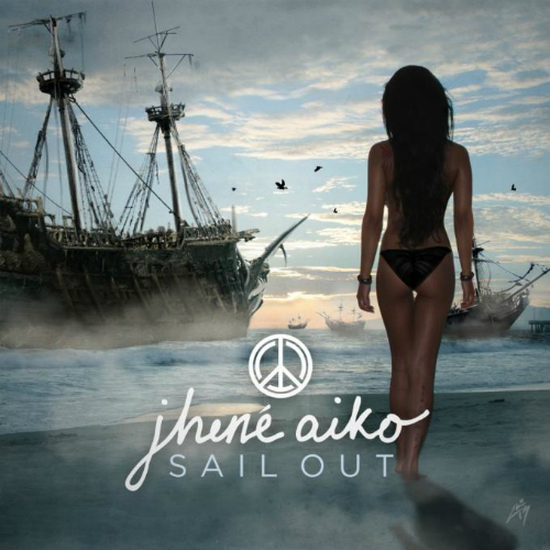 worst album covers JHENE AIKO SAIL OUT