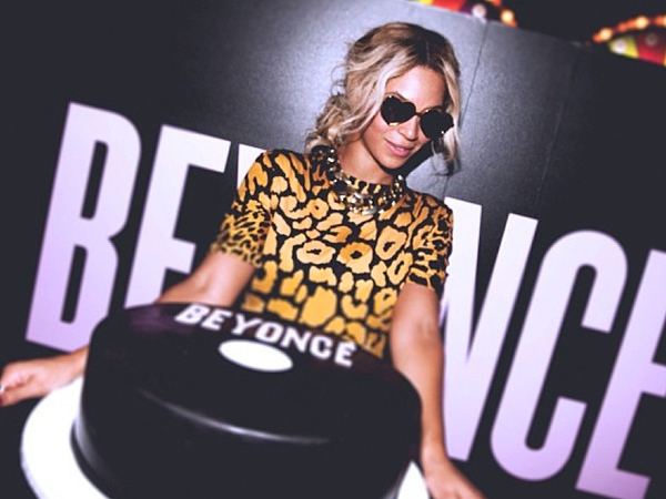 Beyonce's Kooky Album Release Party