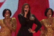 """Leona Lewis Dazzles With """"One More Sleep"""" On 'The X Factor' US: Watch"""
