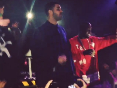 Kanye West Calls Drake A Rap God, Hangs Out With Him In Toronto: Watch