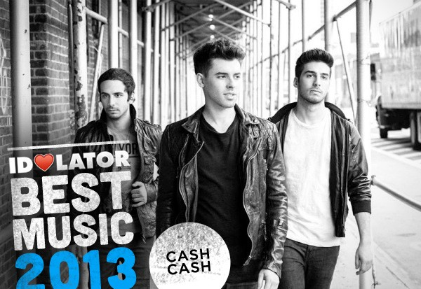 Cash Cash idolator favorite 2013