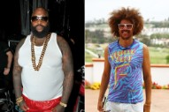 Rick Ross Sues LMFAO For Copyright Infringement