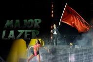 Major Lazer Prep EP Featuring Pharrell, Sean Paul & More