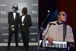 Daft Punk To Perform With Stevie Wonder, Pharrell & Nile Rodgers At Grammys