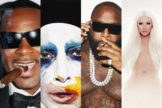 """Lady Gaga's """"Do What U Want"""" Featuring R. Kelly, Rick Ross & Christina Aguilera: Listen"""