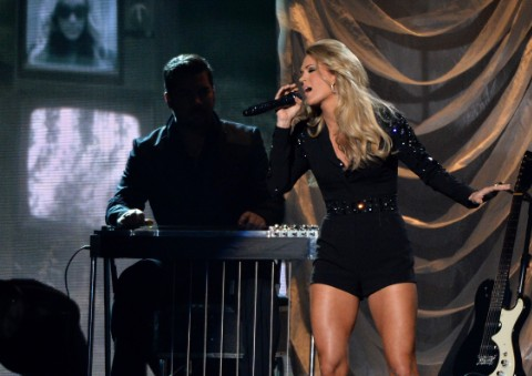 Carrie Underwood, Luke Bryan, Florida Georgia Line To Perform At First iHeartRadio Country Festival
