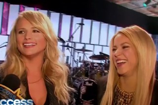 Shakira Recruits Miranda Lambert As Mentor On 'The Voice'