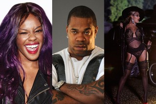 "Busta Rhymes Teams Up With Azealia Banks For Unofficial Remix Of Beyonce's ""Partition"": Listen"