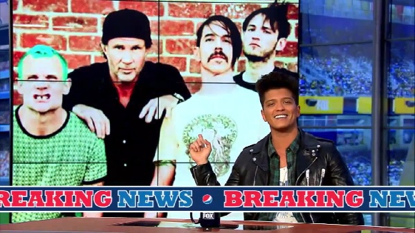 Red Hot Chili Peppers Will Join Bruno Mars At Super Bowl Halftime Show