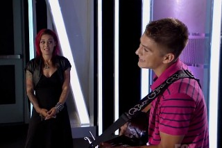 'American Idol': Nikki McKibbin Returns For Son Tristen Langley's Audition