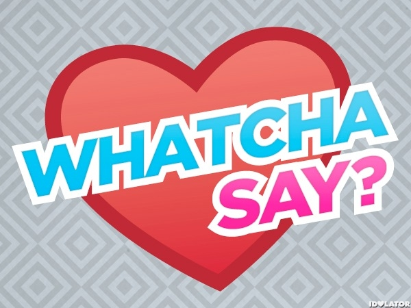 Whatcha Say: U2, Katy Perry Vs. Taylor Swift And Ariana's Face Got Our Readers Talking