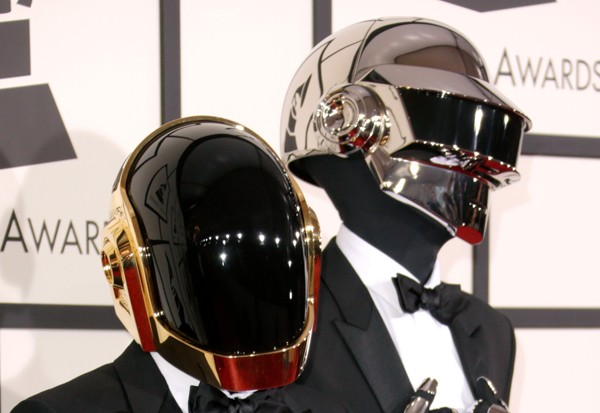 Men Of The 2014 Grammy Awards Red Carpet
