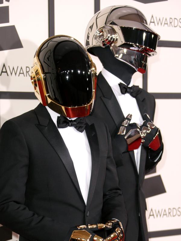 Daft Punk Drop Surprise Remix Album: Morning Mix