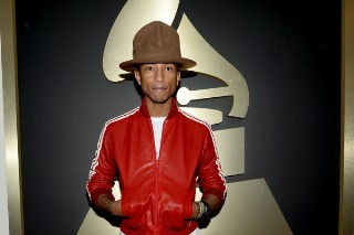 Pharrell Is Selling His Grammy Hat On eBay: Morning Mix