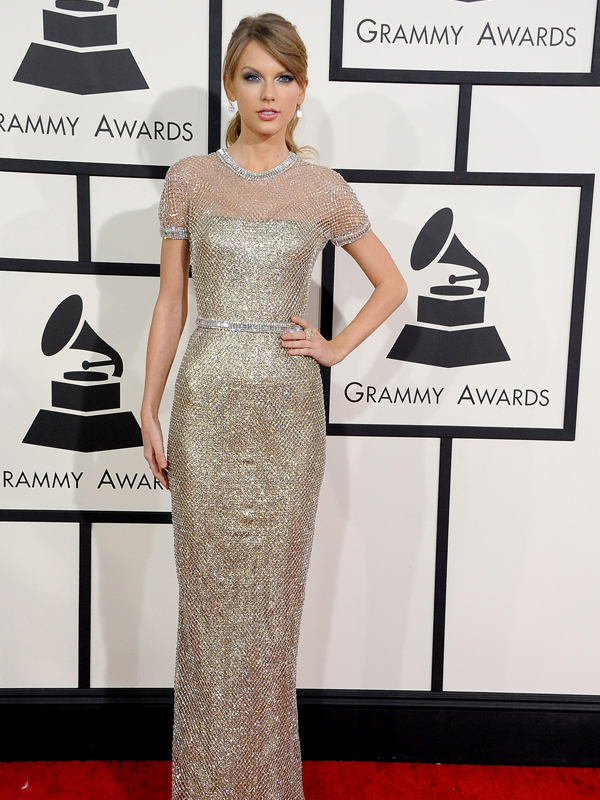 Grammy Awards 2014: Music's Leading Ladies Rule The Red Carpet