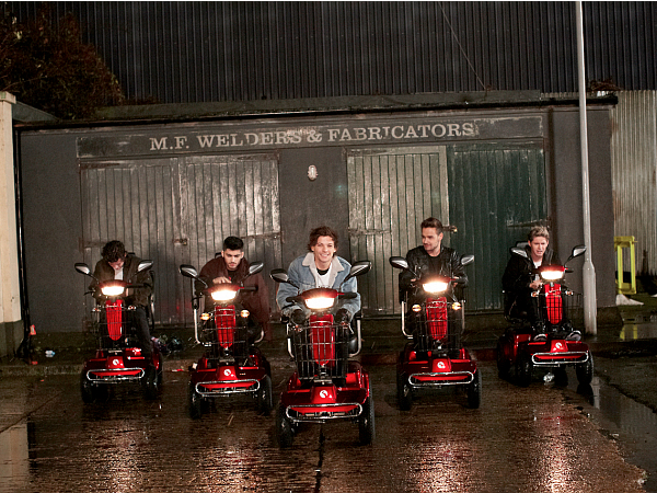 "One Direction's ""Midnight Memories"" Video: See Preview GIFs & Photos 