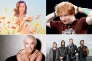 See What Songs Katy Perry, Ed Sheeran & Others Are Singing For Beatles Tribute Special