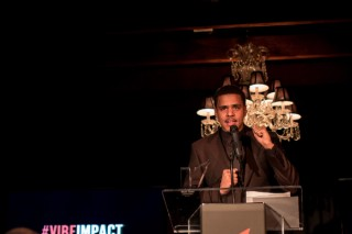 Watch J. Cole Praise Nas At Vibe Impact Awards