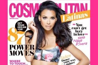 Naya Rivera Covers 'Cosmopolitan Latinas', Talks Stripper Poles & Sex With Big Sean