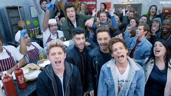 "One Direction Make ""Midnight Memories"" In New Video: Watch 