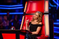 Kylie Minogue Turned 'The Voice' UK Into A Ratings Winner: Morning Mix