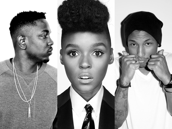 Kendrick Lamar, Janelle Monae And Pharrell To Perform At The NBA All-Star Game: Morning Mix