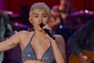 Watch Miley Cyrus Cover Arctic Monkeys In MTV Unplugged Bonus Clip