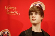 Justin Bieber's Madame Tussauds Wax Figure Has Been Groped Once Too Often: Morning Mix