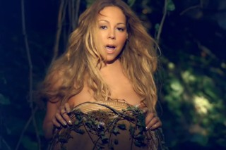 "Mariah Carey Is A Glittering Goddess In ""You're Mine (Eternal)"" Video: Watch"