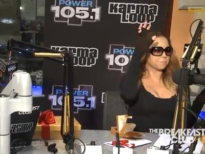 Mariah Carey Shades Ariana Grande And Nicki Minaj In Amazing Radio Interview: Watch