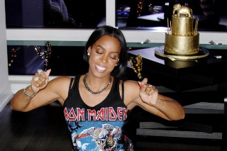 Beyonce Threw Kelly Rowland A Liquid Gold Fondue Party For Her 33rd Birthday: Morning Mix