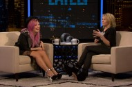 Demi Lovato Awkwardly Grilled About The Jonas Brothers By Chelsea Handler: Watch