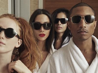 Pharrell's 'G I R L' Tracklist: Miley Cyrus, Daft Punk, Justin Timberlake, Alicia Keys & More