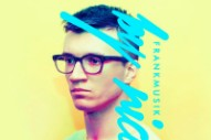 "Frankmusik Announces 'By Nicole' Album, ""Fly Tonight"" Duet With RuPaul Now Available"