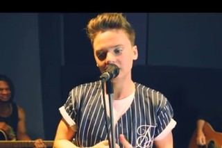 "Conor Maynard Covers Drake's ""Hold On, We're Going Home"" Rather Nicely: Watch"