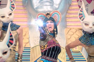 "Katy Perry's ""Dark Horse"" Video Has Been Declared Blasphemous By Petitioners: Morning Mix"