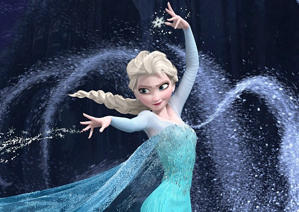 frozen let it go