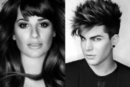 "Adam Lambert And Lea Michele Cover Heart's Classic Rock Anthem ""Barracuda"" For 'Glee': Listen"
