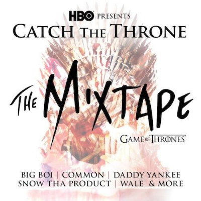 catch the throne game of thrones mixtape