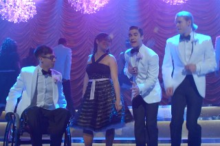 "'Glee' Recap: New Directions Head To Nationals, Remember Finn In ""City Of Angels"""