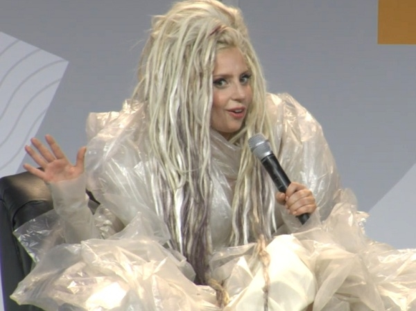 lady gaga sxsw keynote speech