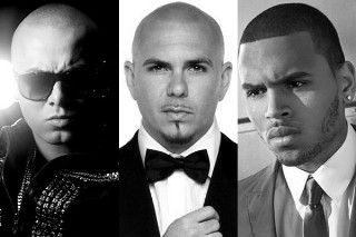 """Chris Brown And Pitbull Join Forces On Wisin's Rather Great """"Control"""": Listen"""