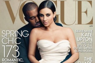 Kanye West's Dream Comes True: Kim Kardashian Got That 'Vogue' Cover (With Kanye)