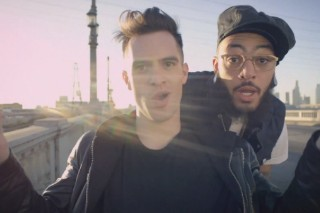"Travie McCoy & Brendon Urie's ""Keep On Keeping On"" Video: Idolator Premiere"