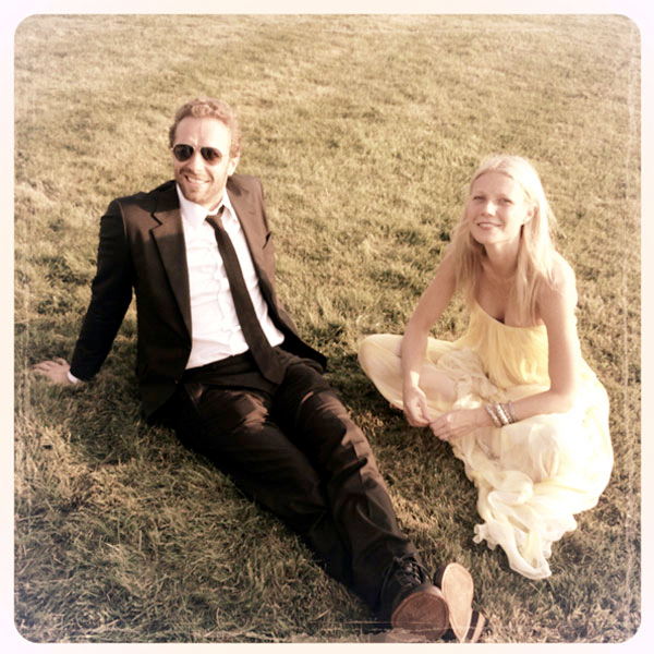 Chris Martin Gwyneth Paltrow Coldplay couple married divorce