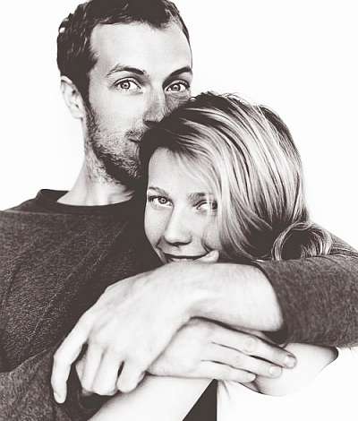 Gwyneth Paltrow Chris Martin Coldplay divorce separate